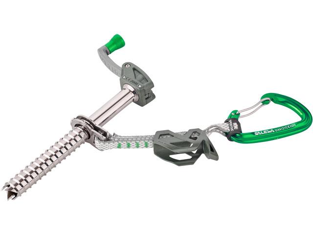 SALEWA Quick Vite 130mm, grigio/verde